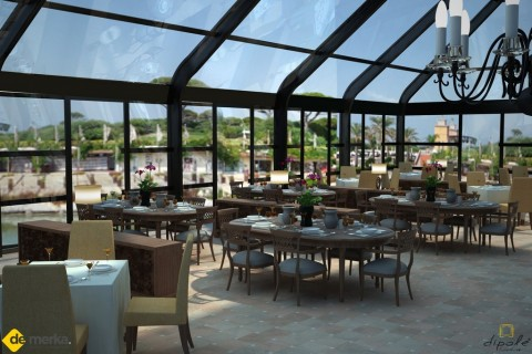 Rixos Premium Resort Restaurant